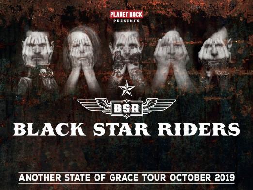 Black Star Riders Event tickets - Dolans pub