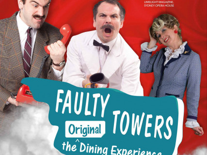 Faulty Towers Dining Experience Event tickets - Dolans pub