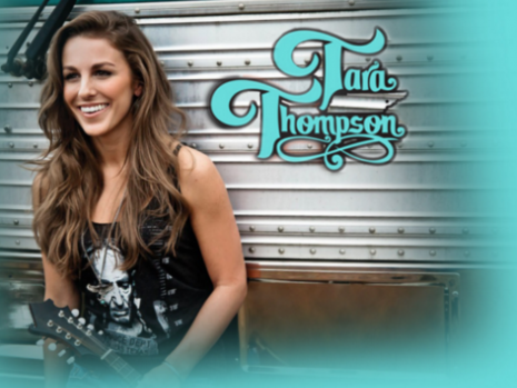 Tara Thompson Live in Concert Event tickets - Sandy Station