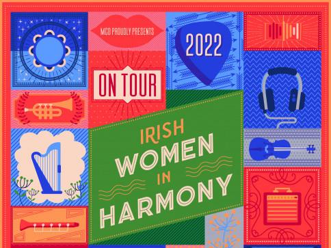 Irish Woman in Harmony