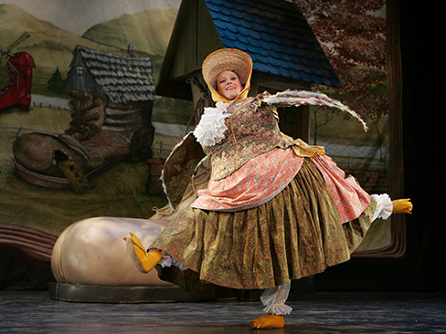 "New York Theatre Ballet: ""Mother Goose"" Event tickets - Kaatsbaan International Dance Center"