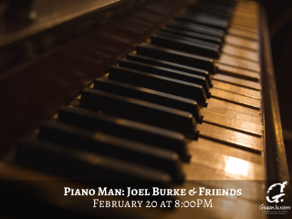 Piano Man: Joel Burke & Friends