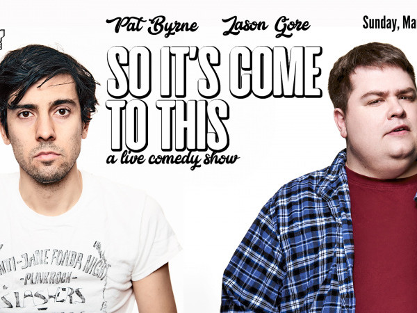 So It's Come To This Event tickets - Good Good Comedy Theatre