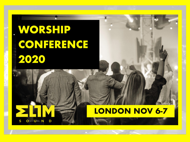 Elim Sound Worship Conference 2020