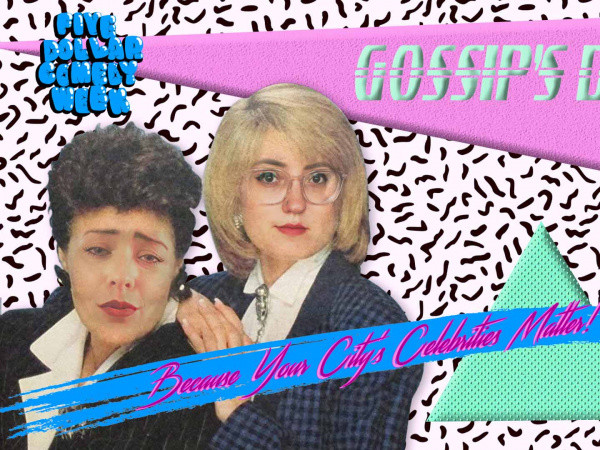 Gossip's Delight Event tickets - Good Good Comedy Theatre