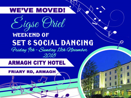 Weekend of Set & Social Dancing tickets - Armagh City Hotel