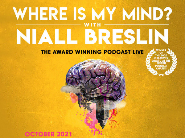 Bressie  Where is my Mind Live Podcast