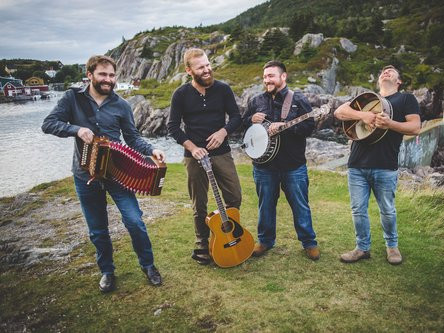 Rum Ragged Event tickets - Gros Morne Summer Music