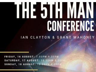 The 5th Man Conference Event tickets - Ignite Hubs