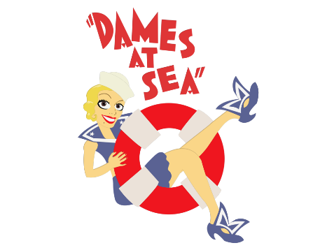 Dames At Sea Event tickets - PCE Shows Ticketing