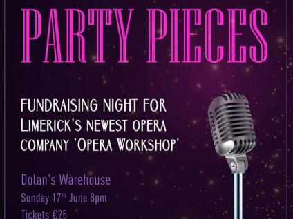 Opera Workshop - Party Pieces Event tickets - Dolans pub