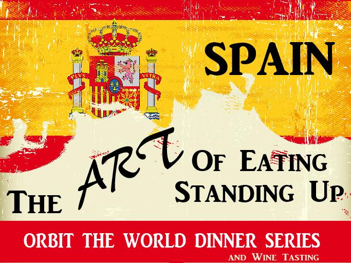 Orbit the World - Spain Event tickets - Harvest Moon Cafe