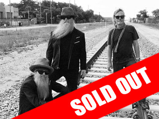 ZZ Top Event tickets - Downstream Casino