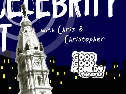 Our Celebrity Guest Event tickets - Good Good Comedy Theatre