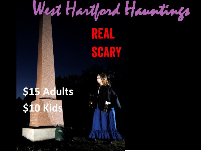 West Hartford Hauntings 2021