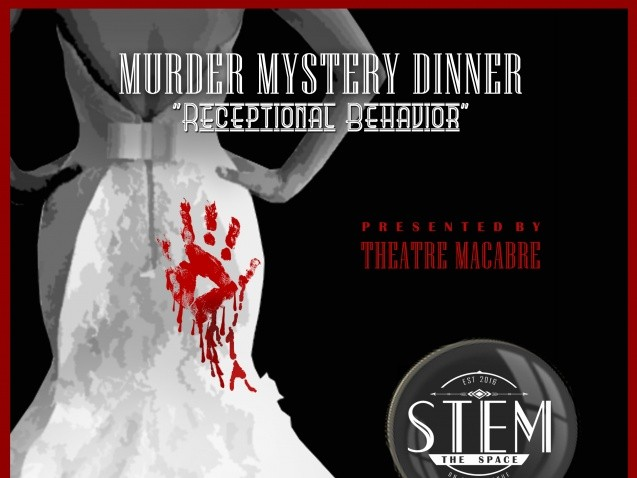 Murder Mystery Dressed Rehearsal!! Event tickets - Stem Events