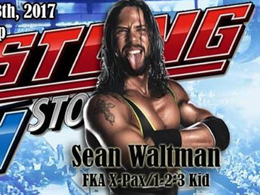 "Meet Sean ""X-Pac"" Waltman! Event tickets - The Wrestling Guy"