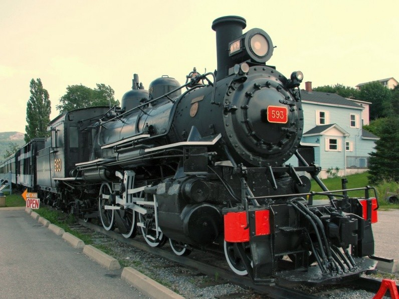 The Train Show tickets - Gros Morne Summer Music