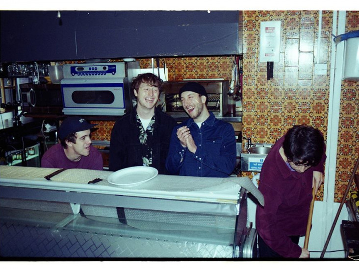 BOY AZOOGA tickets - Dolans pub