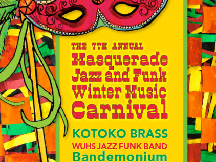 Masquerade Jazz & Funk  Event tickets - BarnArts Center for the Arts