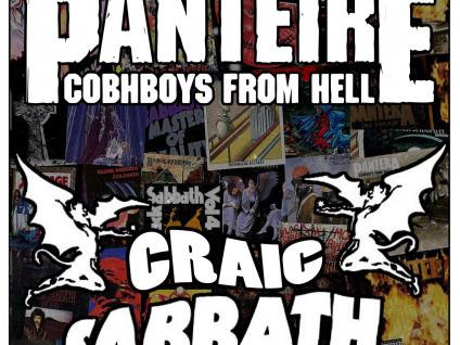 Panteire & Craic Sabbath Event tickets - Dolans pub