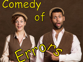 A Comedy of Errors Event tickets - The Georgetown School
