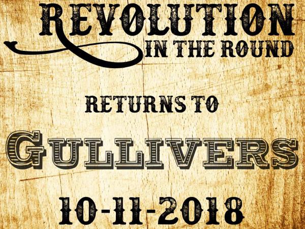 Revolution In The Round tickets - Lars Pluto