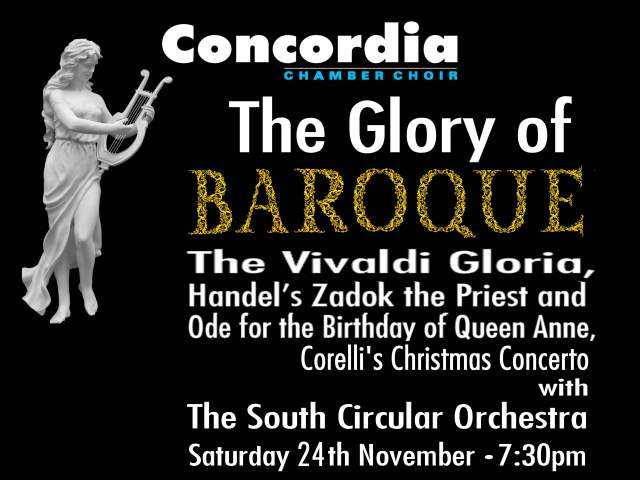 Brahms Requiem tickets - Concordia