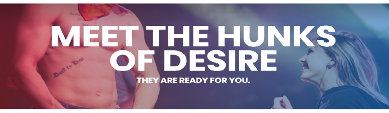 Hunks of Desire Event tickets - Dolans pub