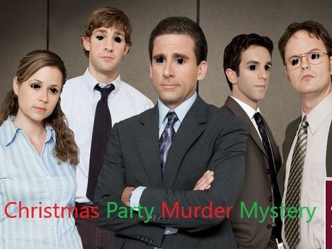 Christmas Party Murder Mystery tickets - Stem Events