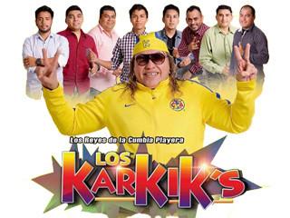 Los Karkik's y mas!