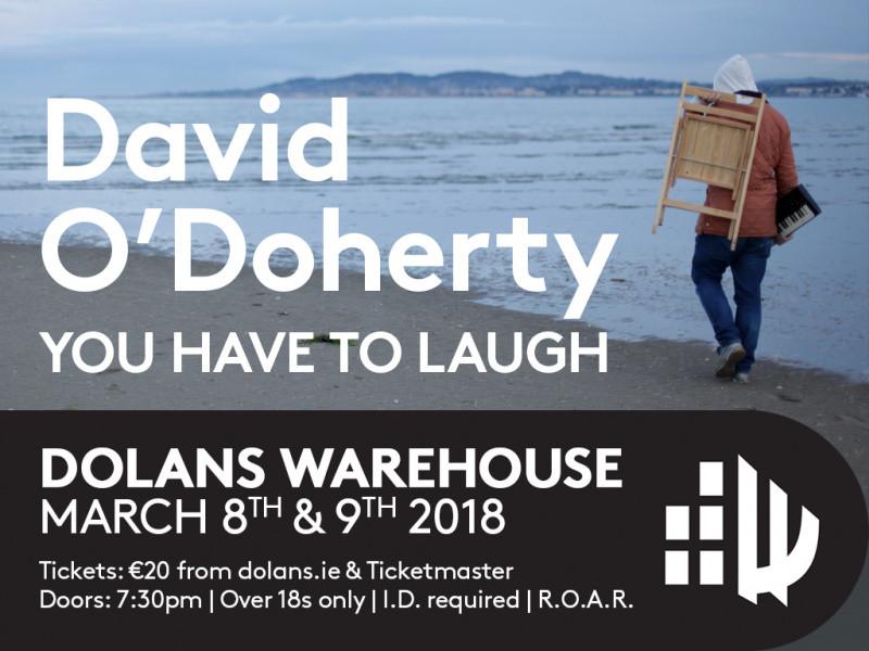 David O Doherty Event tickets - Dolans pub