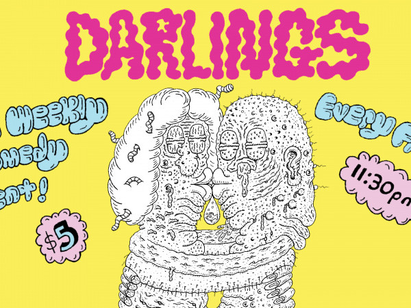 Darlings Event tickets - Good Good Comedy Theatre