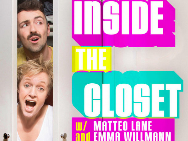 Inside The Closet tickets - Good Good Comedy Theatre
