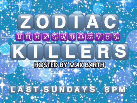 Zodiac Killers Event tickets - Good Good Comedy Theatre
