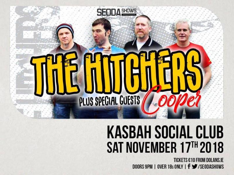 The Hitchers tickets - Dolans pub
