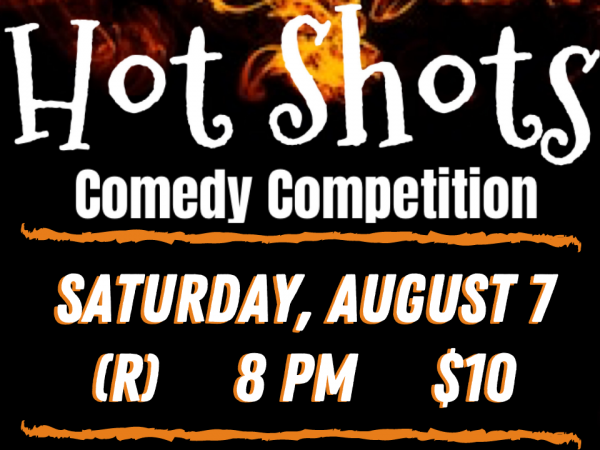 Hot Shots Comedy Competition