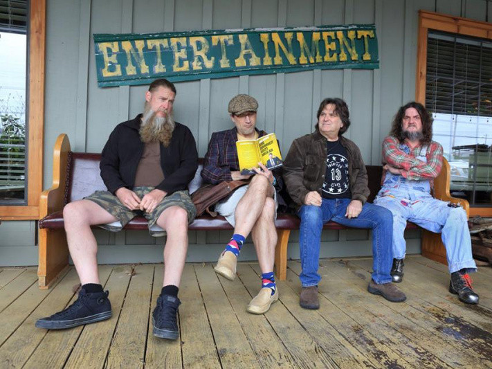 Hayseed Dixie Event tickets - Dolans pub
