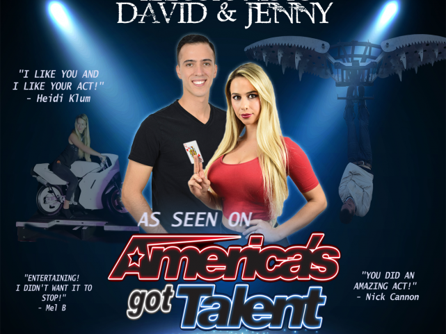 Thomaston, GA Illusion Show, JAN 17 Event tickets - David & Jenny