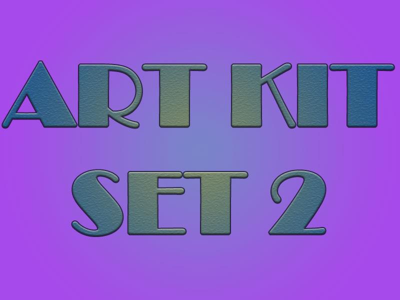 To-Go Acrylic Paint Kit Set #2
