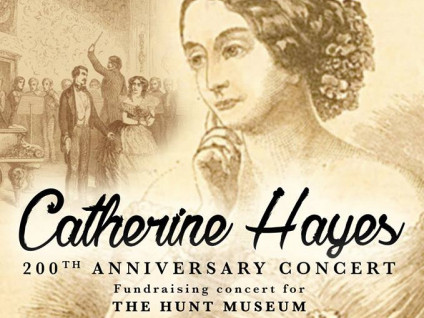 Catherine Hayes 200th year anniversary Event tickets - Dolans pub