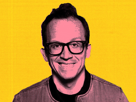 Good Good presents Chris Gethard tickets - Good Good Comedy Theatre