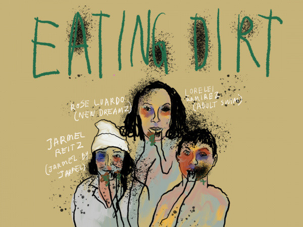 Eating Dirt tickets - Good Good Comedy Theatre