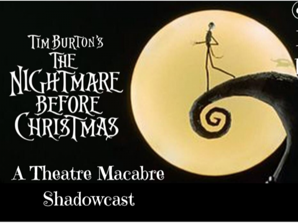 Nightmare Before Christmas Shadowcast Event tickets - Stem Events