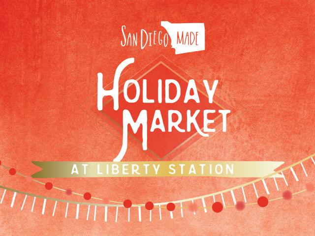 San Diego Made Holiday Market Event tickets - San Diego Made