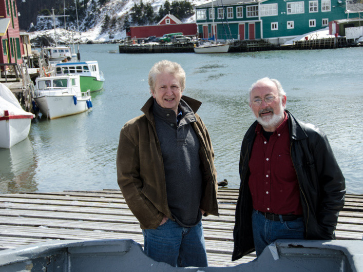 Fergus &  Jim  in Woody Point tickets - Gros Morne Summer Music