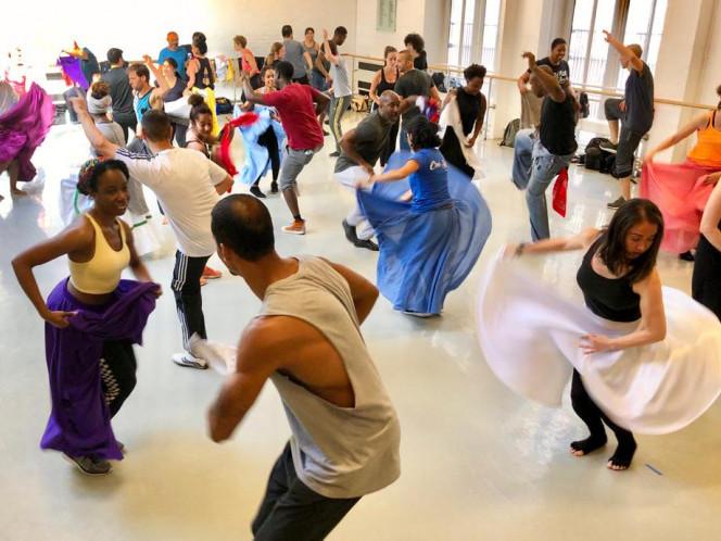 Online Cuban Dance Classes