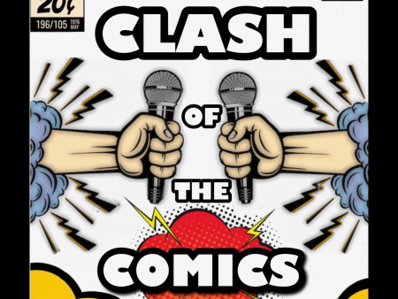 Clash of the Comics: Comedy Competition