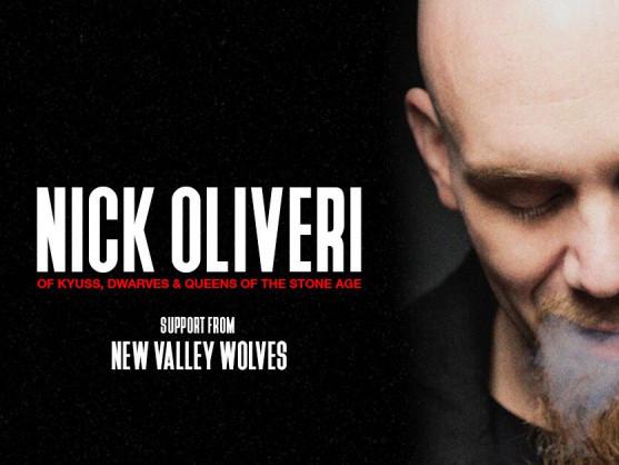 Nick Oliveri tickets - Dolans pub