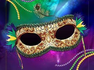Mardi Gras Party Event tickets - Little Creek Casino